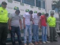 Desmantelan banda en Cali dedicada al hurto a adultos mayores a nivel nacional