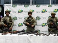 Detienen a tres personas e incautan material de guerra destinado al ELN en Cali