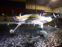 Primer avión militar construído en Colombia cumplió 10 mil horas de vuelo